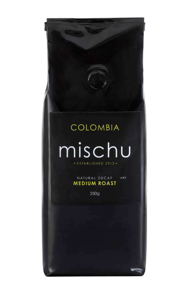 Mischu Coffee - Colombia Natural Decaf