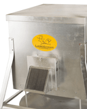 600lb Low & Throw Corn Feeder by Lamco Feeders | Feeder | Lamco Feeders - Oasis Outback