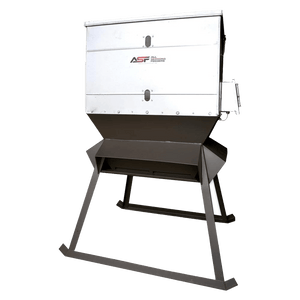 1000lb Electric Stand & Fill Protein Feeder by All Season Feeders | Feeder | All Season Feeders - Oasis Outback