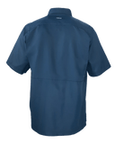 Men's GameGuard Deep Water Microfiber Shirt | Shirt | GameGuard - Oasis Outback