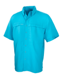 Men's GameGuard River Blue Microfiber Shirt | Shirt | GameGuard - Oasis Outback