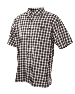 Men's GameGuard Chocolate Check Cotton Shirt | Shirt | GameGuard - Oasis Outback