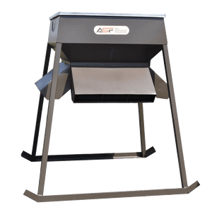 1250lb Stand & Fill Protein Feeder on Skids by All Season Feeders | Feeder | All Season Feeders - Oasis Outback