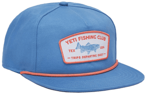 YETI Fishing Club Rope Hat | Hat | YETI - Oasis Outback