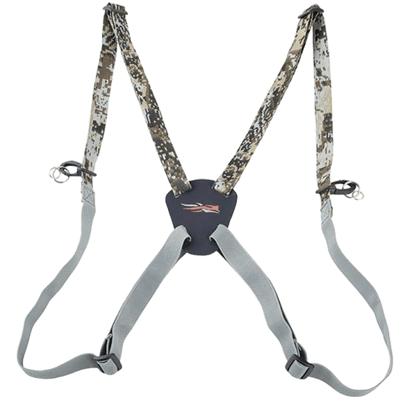 Sitka Elevated II Bino Harness - Oasis Outback