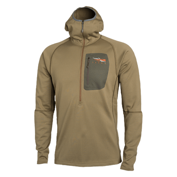 Sitka Dirt Heavyweight Hoody - Oasis Outback
