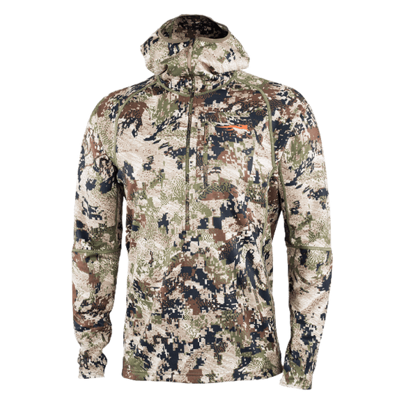Sitka SubAlpine Heavyweight Hoody - Oasis Outback