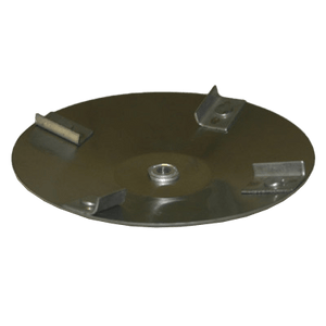 Stainless Steel Cup Scatter Plate - Oasis Outback