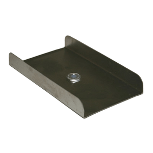 Stainless Steel Rectangular Scatter Plate (1/4 in.) - Oasis Outback