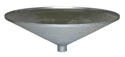 Funnel for 55 Gallon Barrel Feeder - Oasis Outback