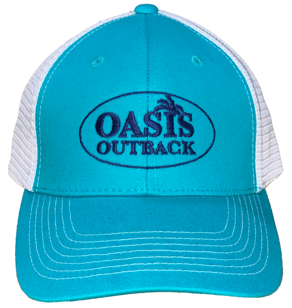 Oasis Outback Caribbean GG Meshback Cap | Cap | Oasis Outback - Oasis Outback