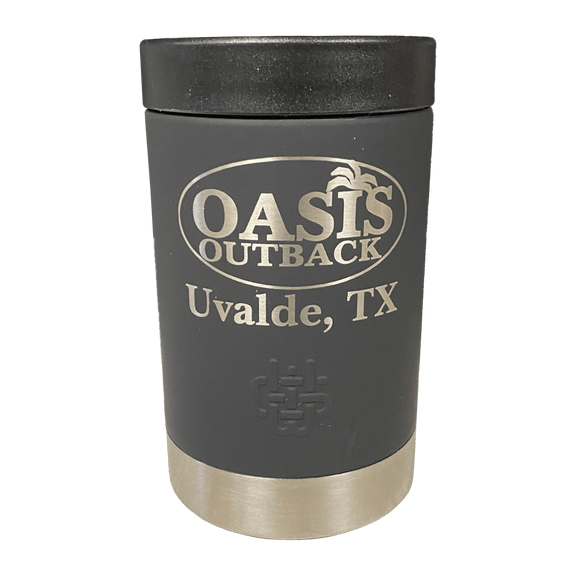 Wyld Gear 12oz Oasis Outback Insulator Koozie and Thermos | Drinkware | Wyld Gear - Oasis Outback
