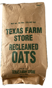 TFS Oats 50# | Feed | TFS - Oasis Outback