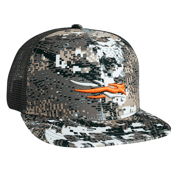 Sitka Elevated II Trucker Hat | Hat | Sitka - Oasis Outback