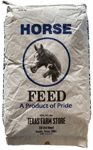 TFS Horse & Mule Sweet 10% 50# | Feed | Texas Farm Store - Oasis Outback