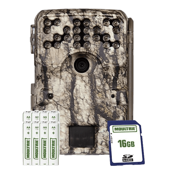 Moultrie A-900 Camera Bundle | Game Camera | Moultrie - Oasis Outback