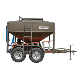 3.5 Ton Feed Wagon by All Season Feeders | Feed Buggy | All Season Feeders - Oasis Outback