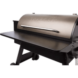 Traeger Ironwood 885 & Pro 780 Folding Front Shelf | Grill Accessories | Traeger - Oasis Outback