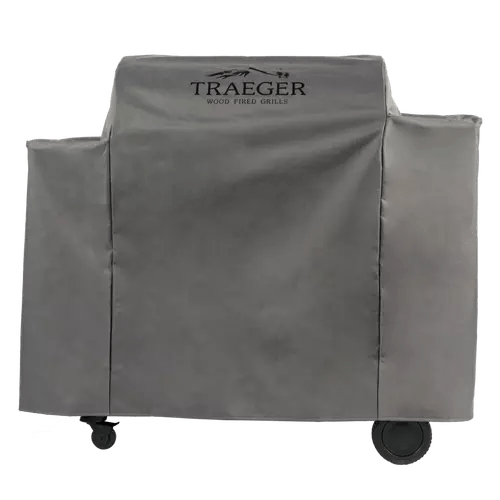 Traeger Full Length Ironwood 885 Grill Cover | Grill Accessories | Traeger - Oasis Outback