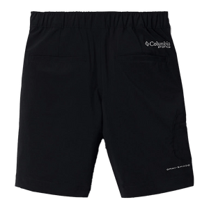 Columbia Boys' PFG Black Terminal Tackle Short | Shorts | Columbia - Oasis Outback