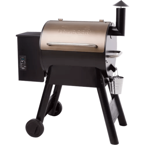 Traeger Pro Series 22 Pellet Grill (Gen 1) | Grill | Traeger - Oasis Outback