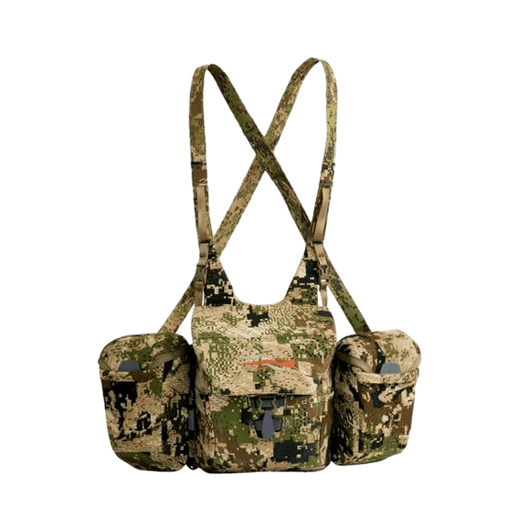 Sitka SubAlpine Mountain Optics Harness | Bino Harness | Sitka - Oasis Outback