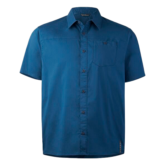 Sitka Admiral Blue Shop Shirt