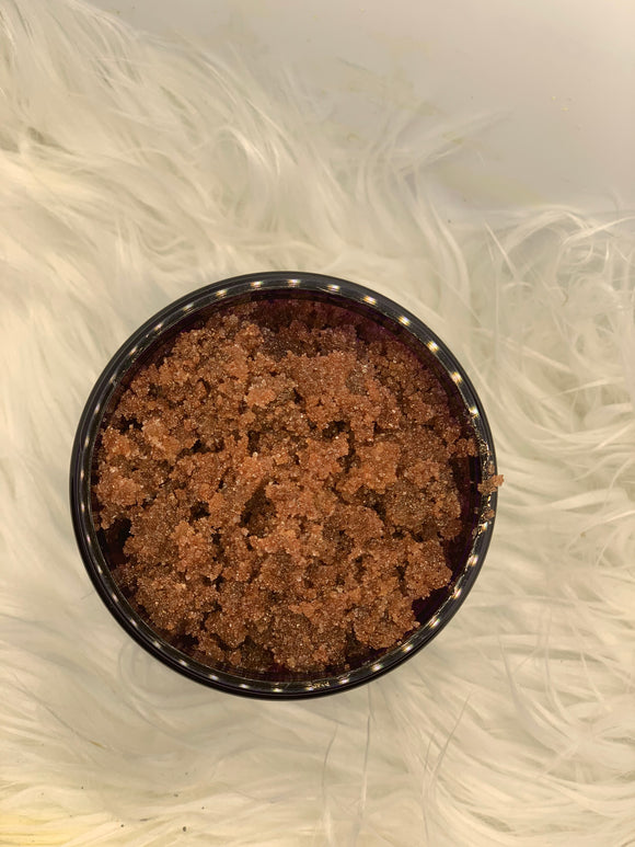 Fudge Brownie Body Scrub