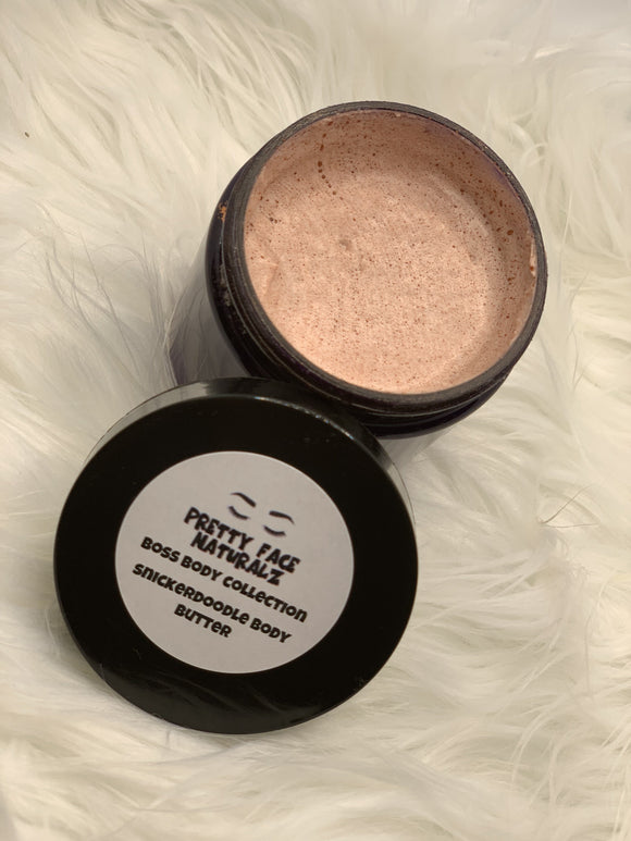 Snickerdoodle Body Butter