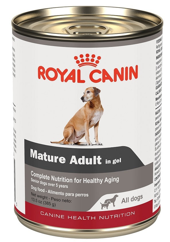 Royal Canin Canine Health Nutrition Mature Adult Canned Dog Food