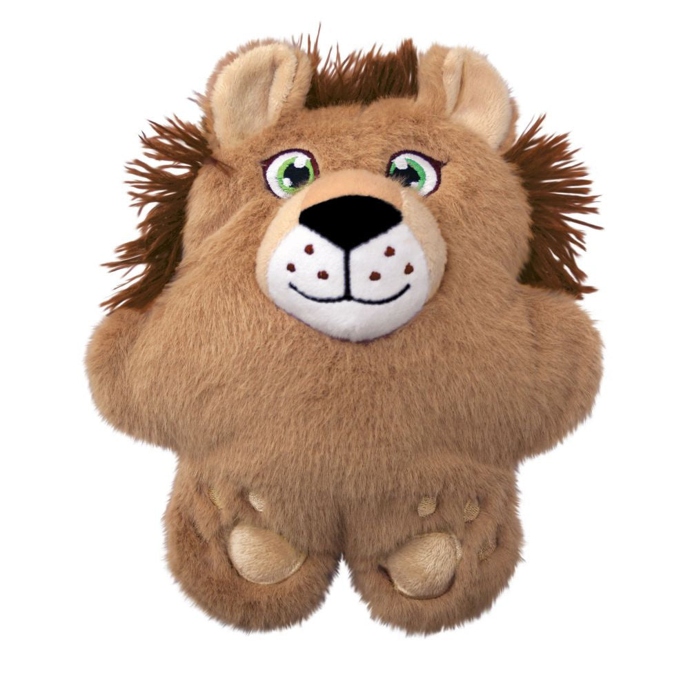 KONG Snuzzles Lion Plush Dog Toy