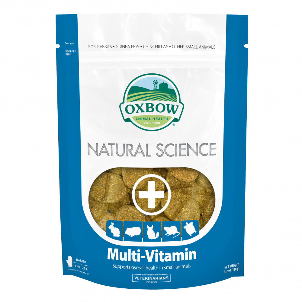 Oxbow Animal Health Natural Science Multi Vitamin