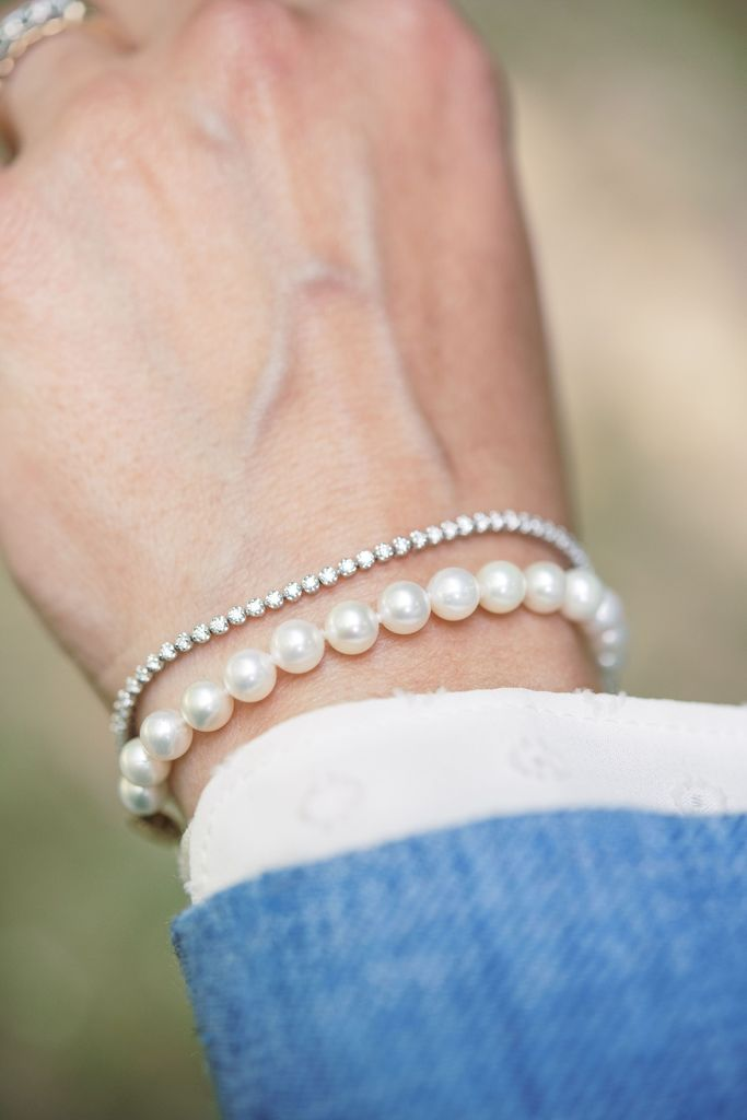 Can I wear pearls to the gym?