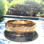 Load image into Gallery viewer, Deco gold filled bangle