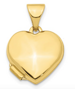 Load image into Gallery viewer, Heart Locket