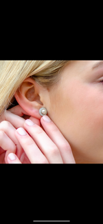 Load image into Gallery viewer, Diamond earring jackets