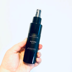 Autumn Body Mist
