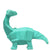 MINI LED Lamp - Dinosaur Green