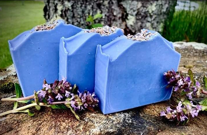 Artisan Handcrafted Soap by Maidenhair & Moss