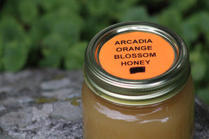 Arcadia Orange Blossom Honey