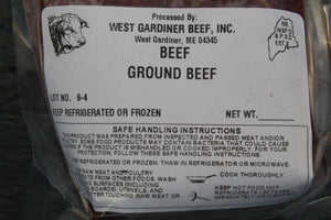1lb Ground Beef