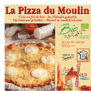 PIZZA BUCHE DE CHEVRE 360G