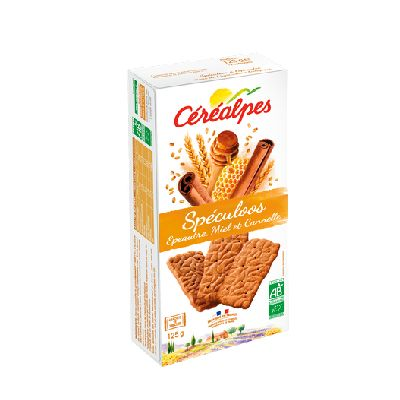 SPECULOOS EP MIEL CAN 125G