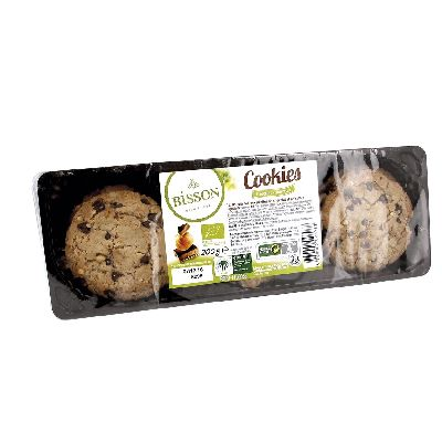 COOKIES CHOCO NOIS 200G
