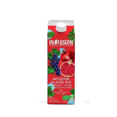 INFUSION GRENADE MENTHE 1L