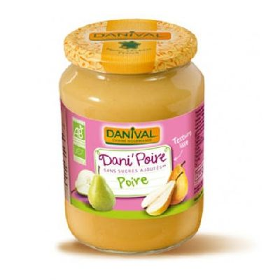 COMPOTE POIRE SS SUCRE 700G