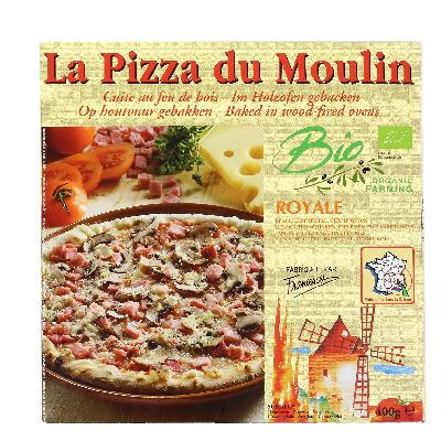 PIZZA ROYALE 400G