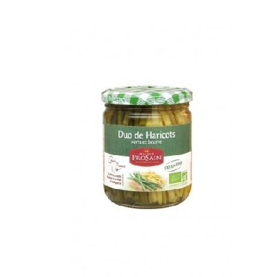 Haricots Verts & Beurre 400G