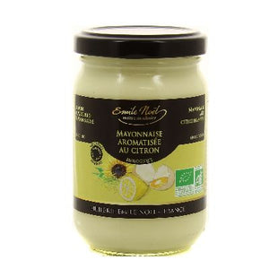 MAYONNAISE CITRON 185G