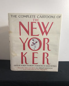 The Complete Cartoons of the New Yorker, CDROM included